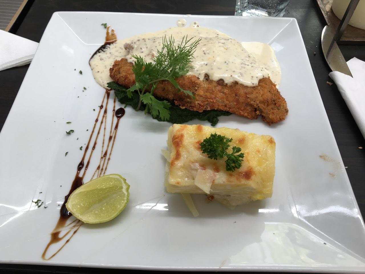 Sampling Pakistan cuisine